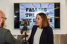 Falling through the cracks report launched by Kezia Dugdale, Edinburgh, 30 July 2018