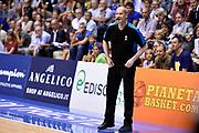 DESCRIZIONE : Trieste Nazionale Italia Uomini Torneo internazionale Italia Serbia Italy Serbia<br /> GIOCATORE : Guerrino Cerebuch Arbitro<br /> CATEGORIA : Arbitro<br /> SQUADRA : Arbitro<br /> EVENTO : Torneo Internazionale Trieste<br /> GARA : Italia Serbia Italy Serbia<br /> DATA : 05/08/2014<br /> SPORT : Pallacanestro<br /> AUTORE : Agenzia Ciamillo-Castoria/GiulioCiamillo<br /> Galleria : FIP Nazionali 2014<br /> Fotonotizia : Trieste Nazionale Italia Uomini Torneo internazionale Italia Serbia Italy Serbia