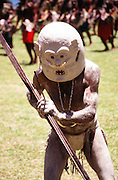 Mud Man, Dancer, Papua New Guinea