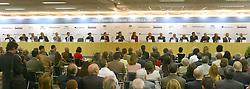 Abertura oficial da HOSPITALAR 2007, que acontece de 12 a 15 de junho de 2007, no Expo Center Norte, em São Paulo. FOTO: Jefferson Bernardes/Preview.com