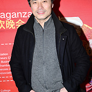 Li Meng is a Chinese Actor attends the 2020 China-Britain Chinese New Year Extravaganza with 200 performers from over 20 art groups from both China and the UK showcase at Logan Hall on 18th January 2020, London, UK.