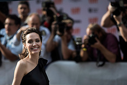 """Director Angelina Jolie arrives for the screening of """"First They Killed My Father"""" at the Toronto International Film Festival in Toronto, ON, Canada, on Monday, September 11, 2017. Photo by Chris Young/CP/ABACAPRESS.COM"""