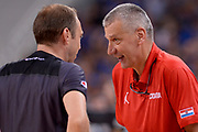 DESCRIZIONE: Torino Turin 2016 FIBA Olympic Qualifying Tournament Finale Final Italia Croazia Italy Croatia<br /> GIOCATORE : Aleksandar Petrovic referee<br /> CATEGORIA : allenatore arbitro referee fairplay <br /> SQUADRA : Croazia Croatia referee<br /> EVENTO : 2016 FIBA Olympic Qualifying Tournament <br /> GARA : 2016 FIBA Olympic Qualifying Tournament Finale Final Italia Croazia Italy Croatia<br /> DATA : 09/07/2016<br /> SPORT: Pallacanestro<br /> AUTORE : Agenzia Ciamillo-Castoria/Max.Ceretti <br /> Galleria : 2016 FIBA Olympic Qualifying Tournament <br /> Fotonotizia : Torino Turin 2016 FIBA Olympic Qualifying Tournament Finale Final Italia Croazia Italy Croatia<br /> Predefinita :