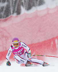 20.01.2013, Olympia delle Tofane, Cortina d Ampezzo, ITA, FIS Weltcup Ski Alpin, Super G, Damen, im Bild Chemmy Alcott (GBR) // Chemmy Alcott of United Kingdom in action during the ladies Super G of the FIS Ski Alpine World Cup at the Olympia delle Tofane course, Cortina d Ampezzo, Italy on 2013/01/20. EXPA Pictures © 2013, PhotoCredit: EXPA/ Johann Groder