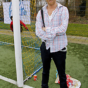 NLD/Blaricum/20120314 - Perspresentatie Koen Kampioen met als gastrol Luca Borsato, Pim Veth