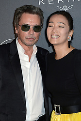 Elle Fanning attends the Kering Women In Motion Awards during the 72nd annual Cannes Film Festival in Cannes, France, on May 19, 2019. 20 May 2019 Pictured: Jean-Michel Jarre and Gong Li attend the Kering Women In Motion Awards during the 72nd annual Cannes Film Festival in Cannes, France, on May 19, 2019. Photo credit: Favier/ELIOTPRESS / MEGA TheMegaAgency.com +1 888 505 6342