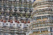 Wat Arun,Temple of the Dawn, Bangkok, Thailand