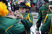 Atmosphere at The New York City St. Patrick's Day Parade held on Fifth Avenue in New York City