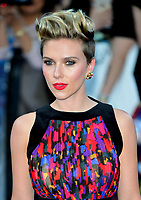 OIC - ENTSIMAGES.COM - Scarlett Johansson at The Avengers: Age of Ultron - European Film Premiere at Vue Westfield, Westfield Shopping Centre in London, England. 21st April 2015.          Photo Ents Images/OIC 0203 174 1069