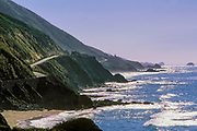 Coastline, Big Sur, California (CC)