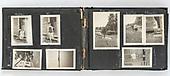 USA photo album summer vacation ca 1930s