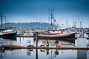 Neah Bay is a census-designated place (CDP) on the Makah Indian reservation in Clallam County, Washington, United States.