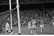 22.08.1971 Football All Ireland Semi Final Cork Vs Offaly..Offaly.1-16 .Cork.1-11.
