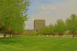 06 May 2009:  State Farm Corporate Headquarters This image is an HDR (High Dynamic Range) composite and should be captioned as a Photo Illustration if used for editorial purposes.