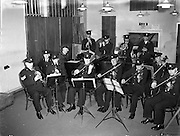 31/01/1957<br /> 01/31/1957<br /> 31 January 1957<br /> <br /> Garda Ceilidh Band - Special fo radio Review