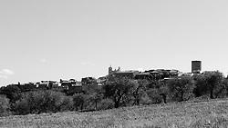 Biccari-veduta panoramica