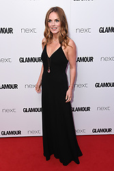Geri Horner attending the Glamour Women of the Year Awards 2017 in association with NEXT, Berkeley Square Gardens, London