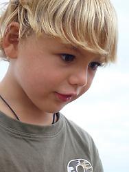 5 year old boy UK