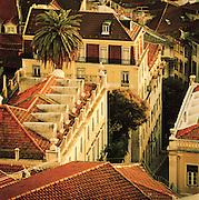 Architecture in Lisbon, Portugal