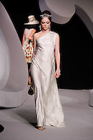 Coco Rocha walks the runway  at the Christian Dior Cruise Collection 2008 Fashion Show