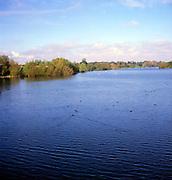 Alton Water reservoir, Suffolk, England