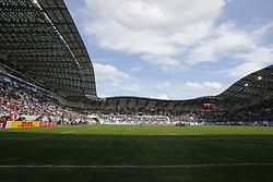 May 14, 2017 - Paris, France, France - Illustration stade Jean Bouin interieur (Credit Image: © Panoramic via ZUMA Press)