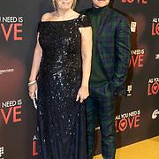 NLD/Amsterdam/20181126 - premiere All You Need Is Love, Wil Koopman en ......