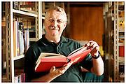 portrait - smiling librarian