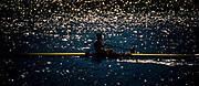 Plovdiv, Bulgaria, 11th May 2019, FISA, Rowing World Cup 1,  1000m Mark, Bridge, [© Peter SPURRIER]