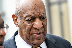 June 14, 2017 - Norristown, Pennsylvania, U.S - BILL COSBY walks up to the courthouse in Montgomery County, on the third day of jury deliberations. (Credit Image: © Ricky Fitchett via ZUMA Wire)