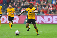 Ivan Cavaleiro (7) of Wolverhampton Wanderers during the The FA Cup 5th round match between Bristol City and Wolverhampton Wanderers at Ashton Gate, Bristol, England on 17 February 2019.