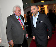 "EDWARD BOOTH-CLIBBORN; KARL FOWLER, Launch party for a very large limited Edition of  ""The History of the Saatchi Gallery ""edited by Booth Clibborn and published by Kraken Opus. Saatchi Gallery,  The Kings Road. London. 26 November 2009"