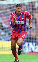 Hayden Mullins - Palace. Crystal Palace v Queens Park Rangers. Football League Division One, 20/08/2000. Credit: Colorsport / Matthew Impey.
