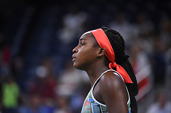 Corie Gauff (USA) plays her second round at the 2019 US Open at Billie Jean National Tennis Center in New York City, NY, USA, on August, 29, 2019. Photo by Corinne Dubreuil/ABACAPRESS.COM