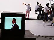 """Katsuya Okada President of the Democratic Party of Japan..Member of the House of Representatives (5 terms)  Films  TV spot for his parties campaign in the """"snap election caused by PM Koizumi's decision to dissolve the lower house of Representatives (The Diet) because the Postal privatization bill was rejected by the upper house"""