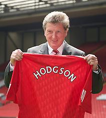 100701 Roy Hodgson Liverpool