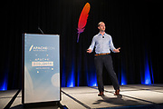 The Linux Foundation hosts its ApacheCon and Apache: Big Data conference at InterContinental Miami in Miami, Florida, on May 16 through May 17, 2017. (Stan Olszewski/SOSKIphoto)
