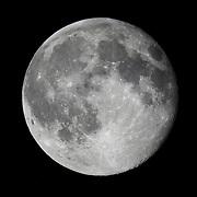 Telescopic Moon 07-12-2014
