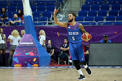 September 7, 2017 - Russia - Great Britain Eurobasket 2017 game at Ulker Sports Areba, September 7th, 2017. (Credit Image: © Depo Photos via ZUMA Wire)