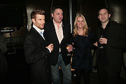 TOM AIKENS, RICHARD CORRIGAN, EDITH BOWMAN AND BRYN WILLIAMS, Berkeley Square Ball launch at Nobu in Berkeley St.  for BSquareB fundraiser represented by Vince Power,  ( Ball takes place September 27. )  27 March 2007. -DO NOT ARCHIVE-© Copyright Photograph by Dafydd Jones. 248 Clapham Rd. London SW9 0PZ. Tel 0207 820 0771. www.dafjones.com.