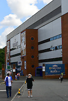 A general view of Ewood Park, home of Blackburn Rovers<br /> <br /> Photographer Chris Vaughan/CameraSport<br /> <br /> Football - The EFL Sky Bet Championship - Blackburn Rovers v Norwich City - Saturday 6th August 2016 - Ewood Park - Blackburn<br /> <br /> World Copyright © 2016 CameraSport. All rights reserved. 43 Linden Ave. Countesthorpe. Leicester. England. LE8 5PG - Tel: +44 (0) 116 277 4147 - admin@camerasport.com - www.camerasport.com