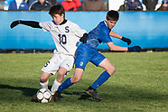 2019 NYSPHSAA Class B boys soccer semifinal (Skaneateles v. Haverling)