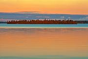 Perrault Lake at sunset<br />Perrault Lake<br />Ontario<br />Canada