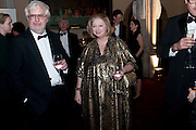 GERALD MCEWEN; HILARY MANTEL, The 2009 Booker Prize dinner. Guildhall. London. 6 October 2009
