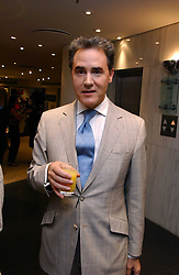 PETER YORK at an exhibition of photographs entitled 'Hispanic in Hollywood' at Jaeger's Flagship store 200 Regent Street, London on 30th August 2006.<br /><br />NON EXCLUSIVE - WORLD RIGHTS