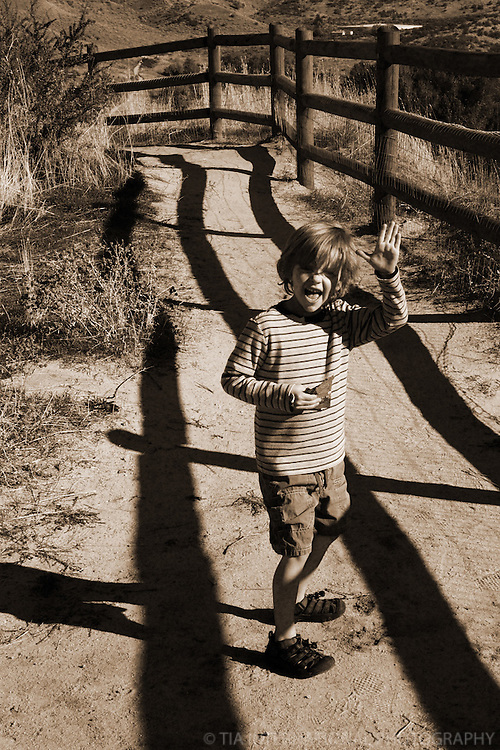 Child Candid, Boise, Idaho