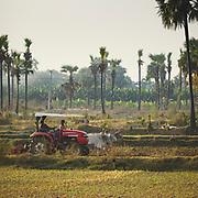 Changing face of farming, Myanmar