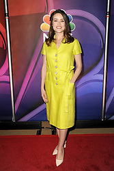 March 8, 2018 - New York, NY, USA - March 8, 2018  New York City..Megan Boone attending arrivals for the 2018 NBC NY Midseason Press Junket at Four Seasons Hotel on March 8, 2018 in New York City. (Credit Image: © Kristin Callahan/Ace Pictures via ZUMA Press)