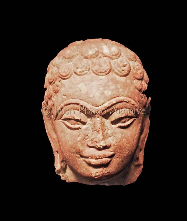Head of Jina, Mathura