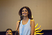 nternational Yoga Day Celebrations in Madrid Spain celebrated the Yoga Day with the Bollywood actress, Shilpa Shetty
